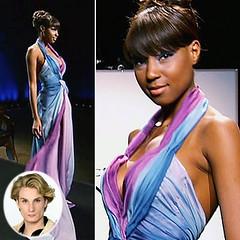 Austin's Grammys gown