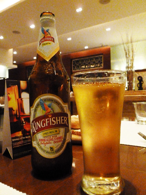 kingfisher beer cheers flickr photo sharing. Black Bedroom Furniture Sets. Home Design Ideas