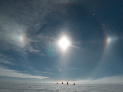 prep for skiing to the south pole with wild alpine guides in alaska