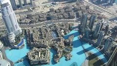 View from the Burj Khalifa
