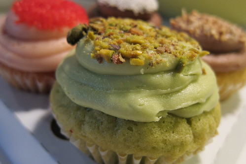 Polkatots: Pistachio Cupcake