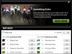 Titan Bet Horse Racing In-Play