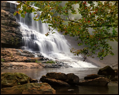 fall waterfall alabama falls welti weltifalls