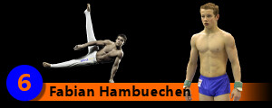Pictures of Fabian Hambuechen
