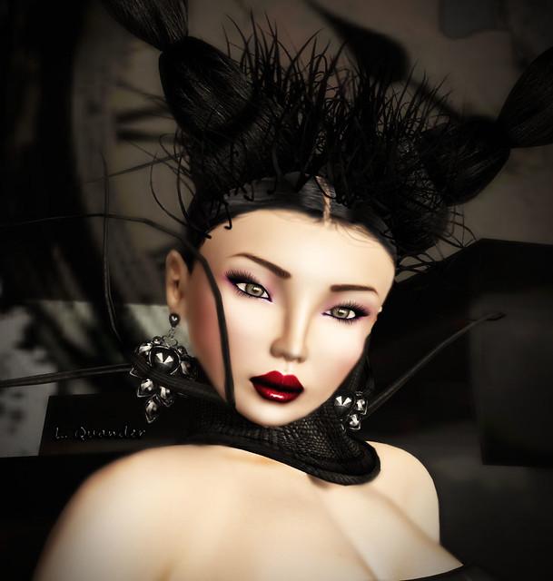 Fest Of Sin - -Glam Affair - Vanity skin - Tone Med 03 & -Glam Affair - Vanity lips - 04