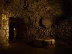 Underground city of Naours