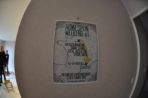 Homespun weekend #1 by Pirlouiiiit 04032012