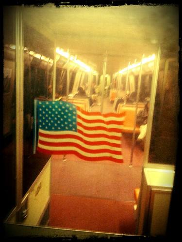 Metro car
