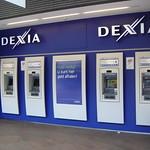 Antwerpen: Dexia ATM's