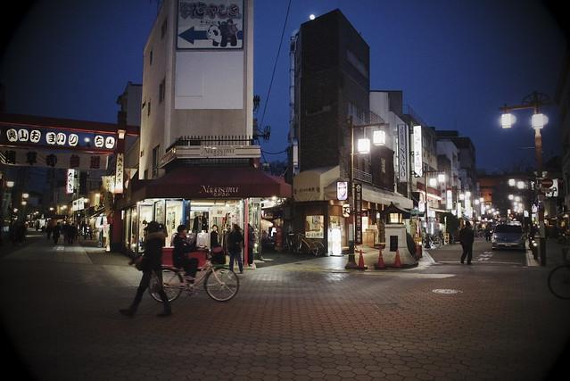 Asakusa Rokku, After Dark