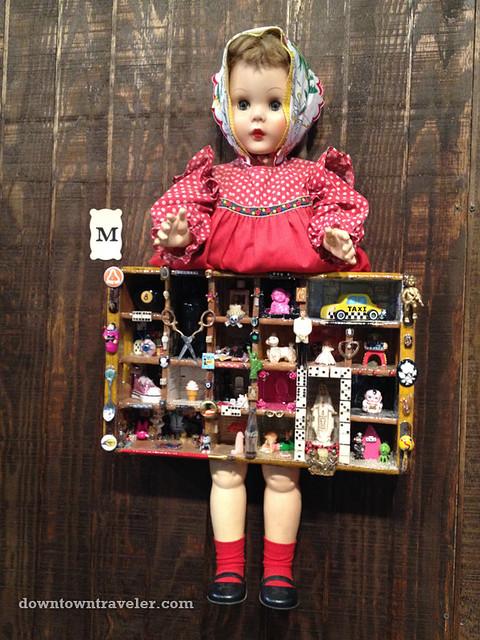 Fountain Art Fair_Evo Love doll