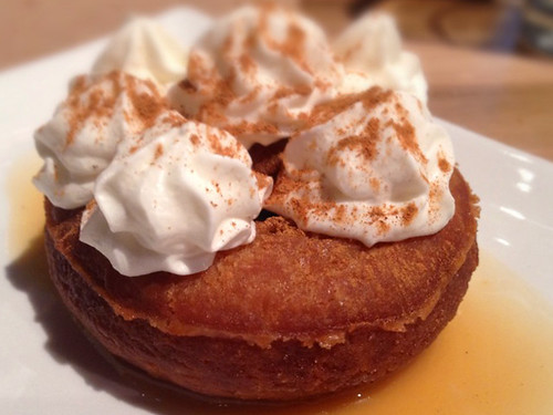 Tres Leches Donut, UMAMIcatessen