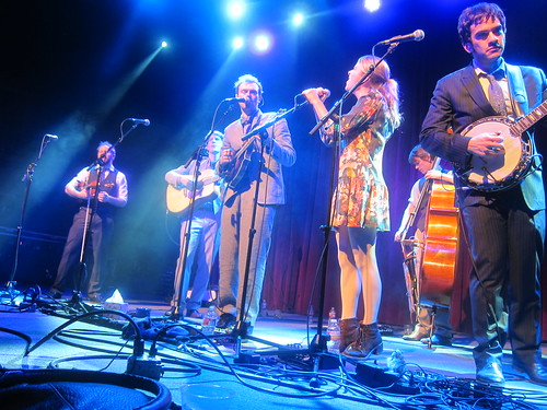 Punch Brothers, Fillmore, 03-08-12