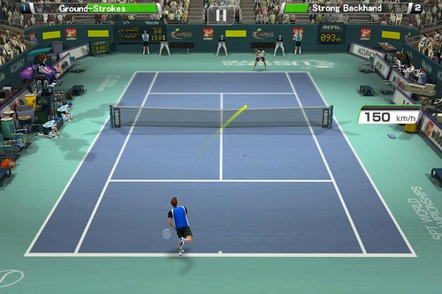 Virtua Tennis Challenge - Digital Day