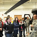 Medical career-minded students visit 62nd Medical Bde.
