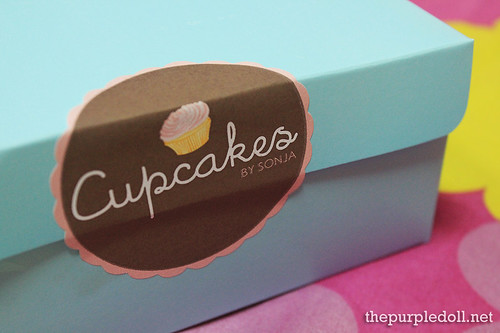 Cupcakes by Sonja Box