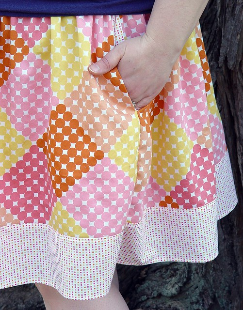 easy peasy skirt with pockets 3