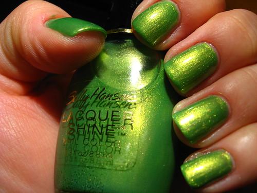 SH Lacquer Shine: Glow