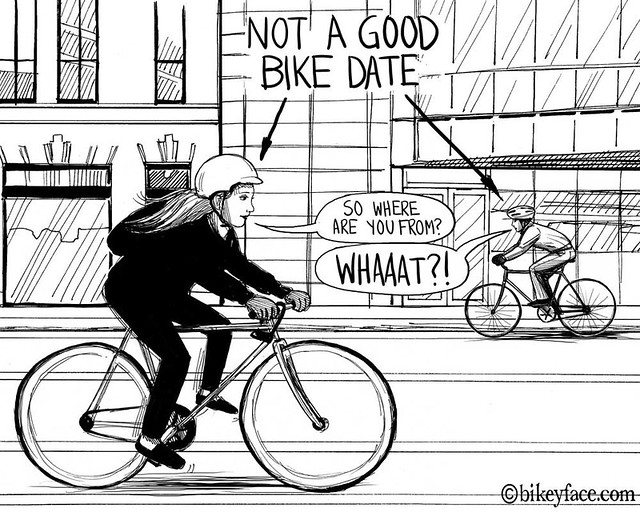 How to Date a Cyclist