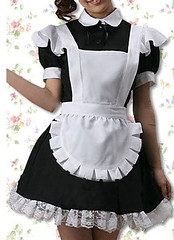 clothing(1.0), collar(1.0), sleeve(1.0), ruffle(1.0), costume(1.0), person(1.0),