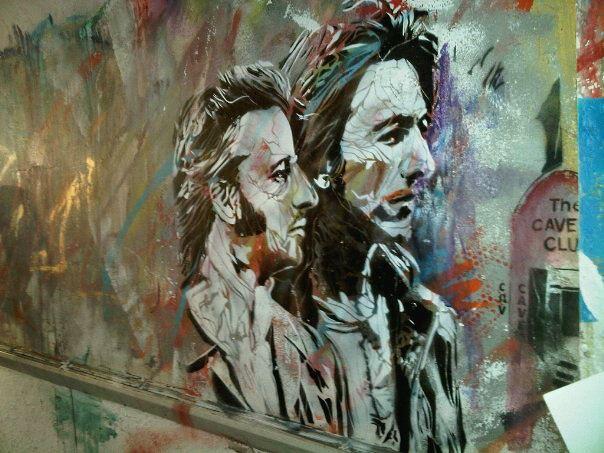 Ringo and George