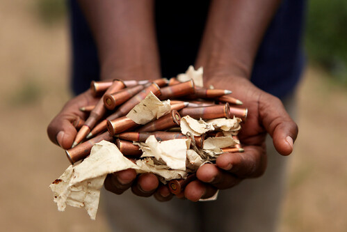 UNOCI Conducts Disarmament Operation in Abidjan