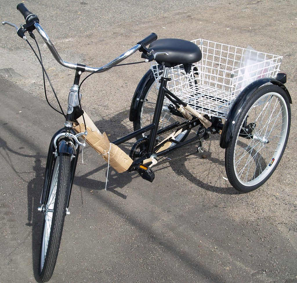 3 wheel bikes for seniors for Do you need a license for a motorized bicycle
