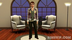 Singer Career Outfit (Level 7 and 8) Male