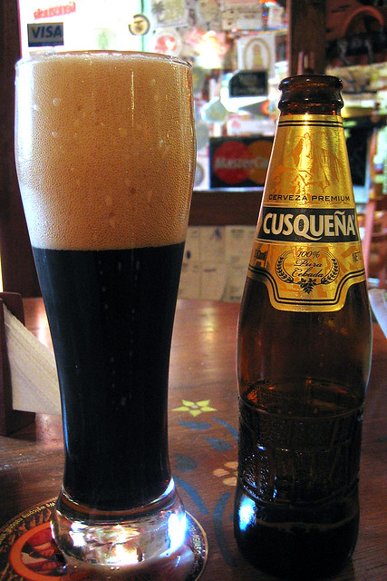 Dark Cusqueña