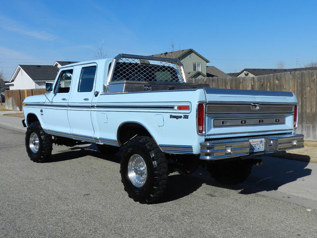 1976 Ford F-250 4x4 for Sale