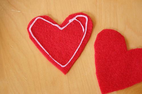 heart pin 5