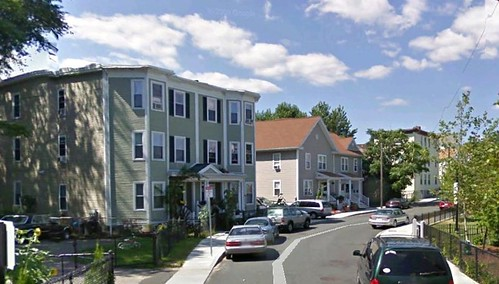 Moreland Street in the Dudley Street Neighborhood (via Google Earth)
