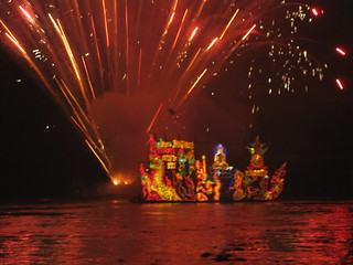 Illuminated Boat Procession 2