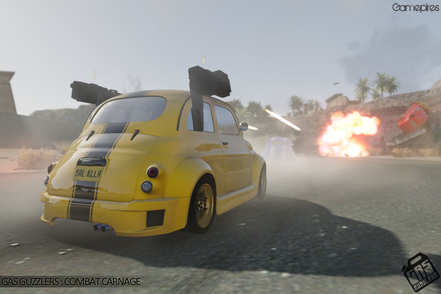 Gas Guzzlers: Combat Carnage (9)