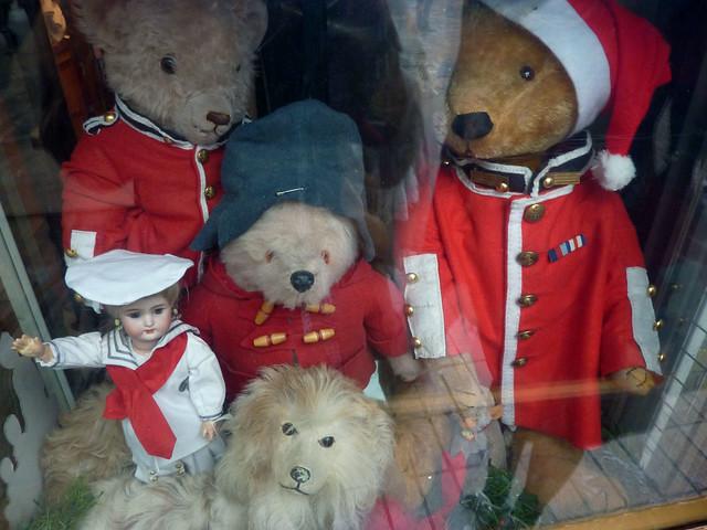 teddy bear steiff