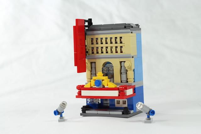 LEGO Hotel premiere
