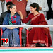 Sonia Gandhi with Priyanka in Raebareli (2)