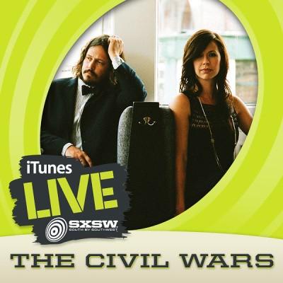 The-Civil-Wars---iTunes-Live-SXSW