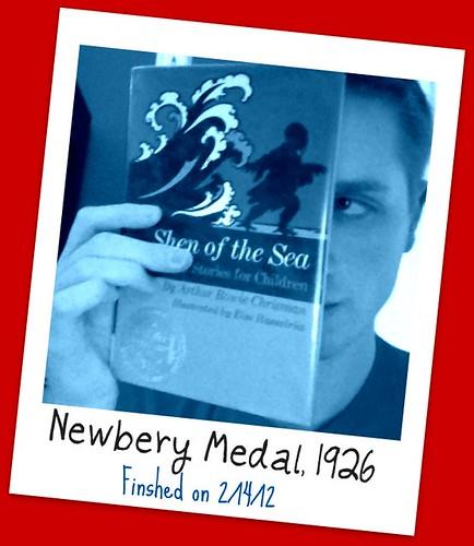 Newbery Medal, 1926