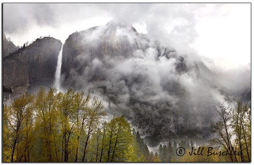 Lousy weather in Yosemite