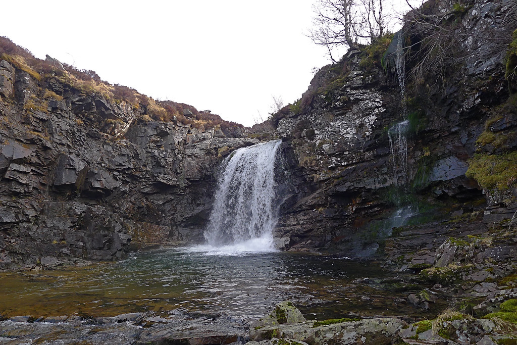 Waterfall on the Eidart