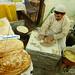 Making Bread in Rasht, Iran
