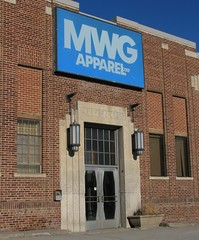 Christie Brown / MWG Apparel Building