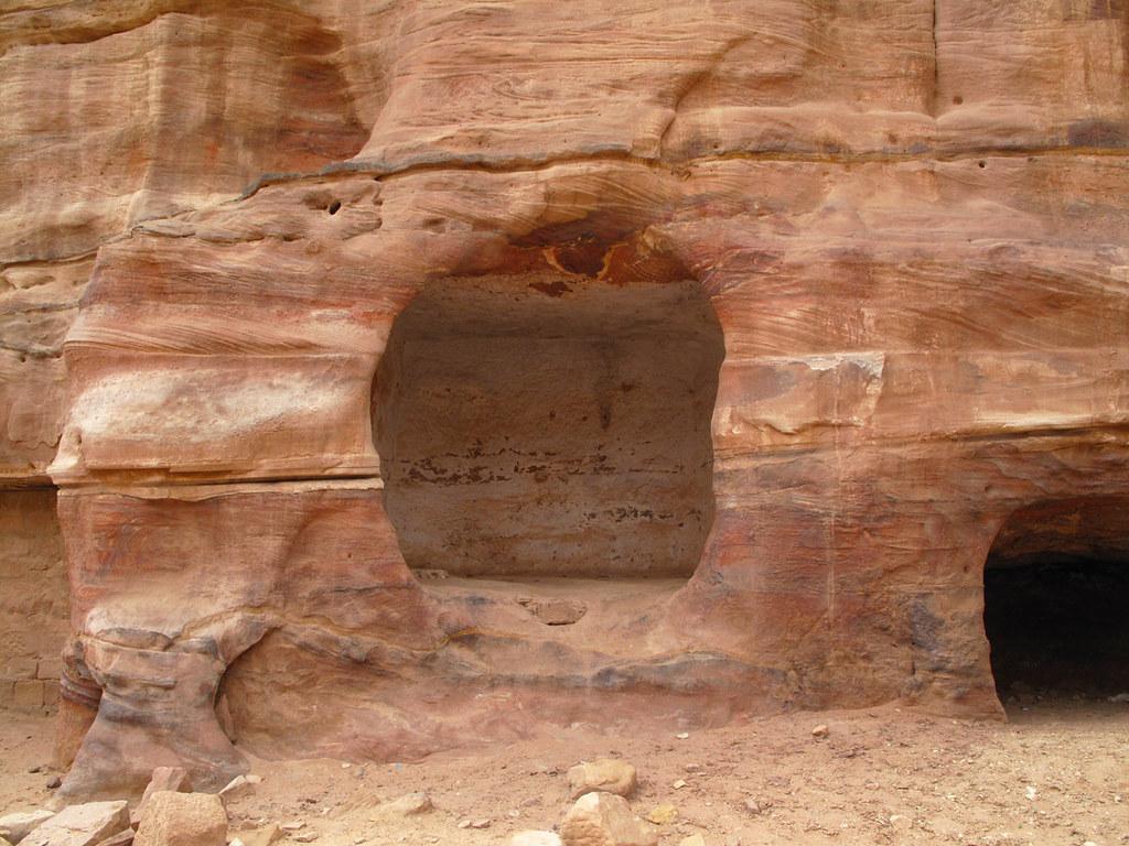 Petra = streaky bacon