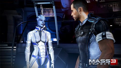 Mass Effect 3 Armor Sets Guide