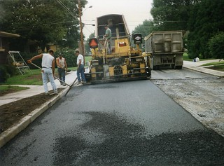 Lindberg Road Reconstruction in LaSalle, IL