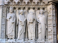 St Denis and Saints