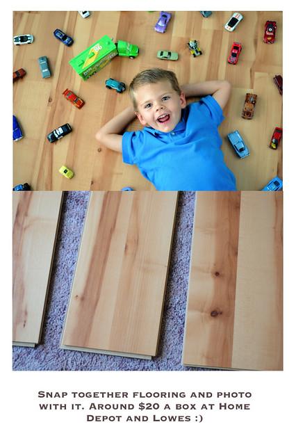 snap floor