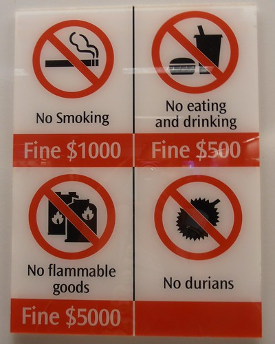 Funny signs from Singapore