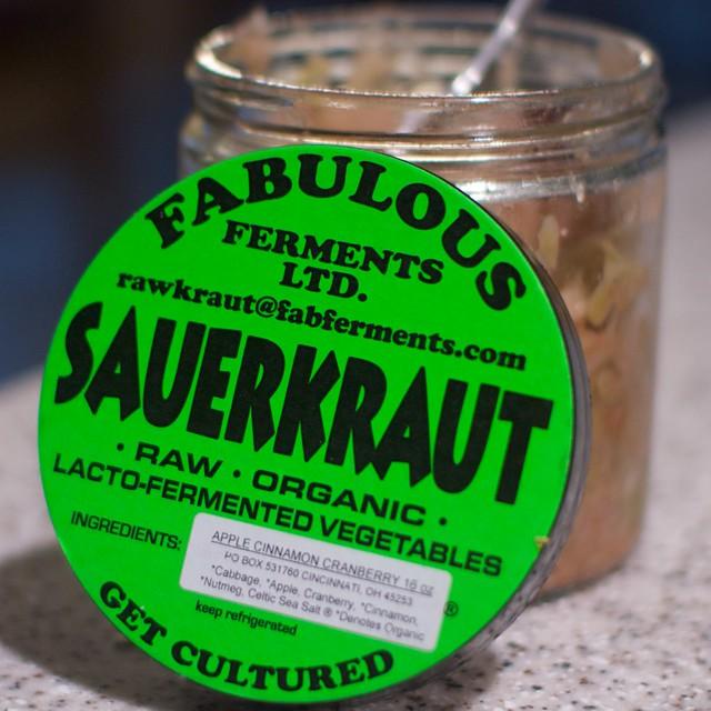 Fab Ferments Kraut